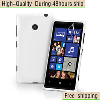 New Candy Gel Grip TPU Case Cover For Nokia Lumia 520 Free Shipping UPS DHL EMS HKPAM CPAM GTP-1