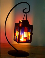 Colorful colored glaze zakka tieyi mousse fashion pendant light gift decoration home accessories