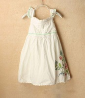 Hot sale 2014 New arrival fashion girls' dress girl's designer dress  kids dresses children clothing