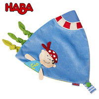 Haba Infant Reassure Towel newborn  Puppet towel Baby graping toys appease product  free shipping