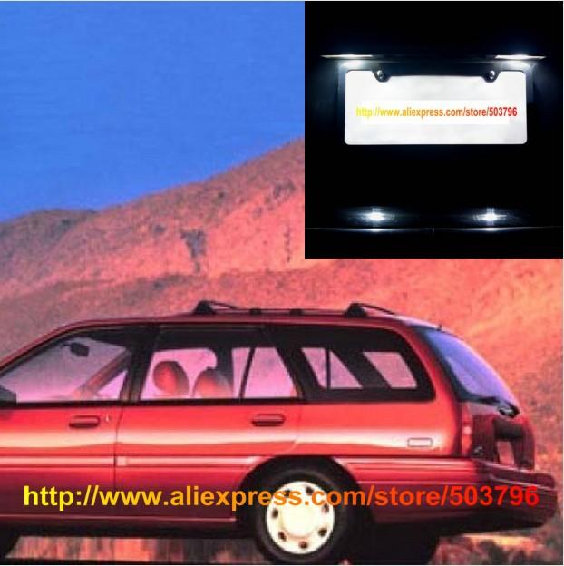Фары номерного знака 2 /wagon 1991/1996 2000/2005