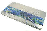 7100-72tn  advanced professional oily colored marco pencil colored pencil 72 iron boxed