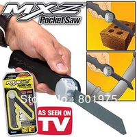 Free Shipping 100pcs/lot Magic Saw As Seen On TV MXZ Pocket Saw Magic Pocket Saw