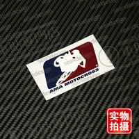 Hot sale Ama helmet motocross stickers motorcycle 02 Free Shipping