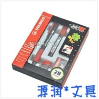 single price- Pen stabilo 2b mechanical pencil set pencil