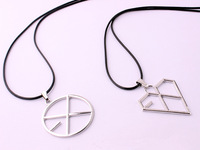 Popular exo necklace exo-k necklace exo-m necklace exo accessories necklace