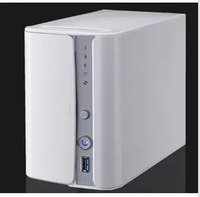 Thecus N2560 double disk a home network storage NAS original file storage
