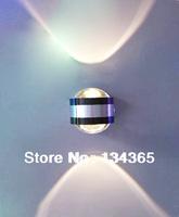 Wall sconce/wall lamp LED high power light 2W warm white 20pcs/lot