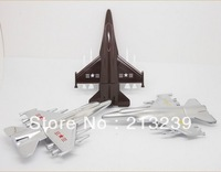 wholesales New metal plane/warplane model usb 2.0 memory flash stick pen thumbdrive/gift