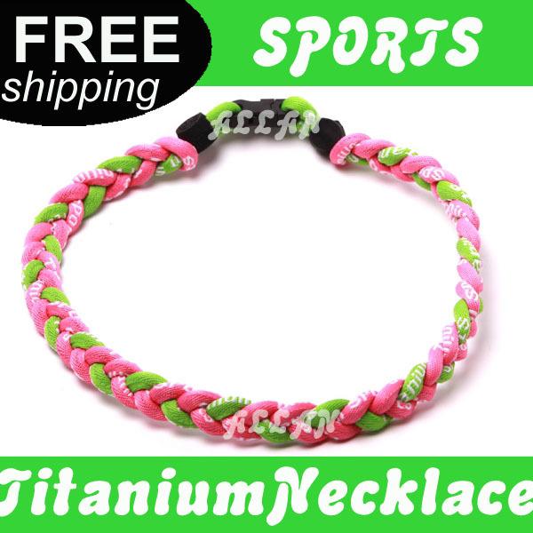 Wholesale Cheap Fundraiser Titanium Tornado Sports Necklaces(China (Mainland))