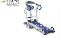 Multifunctional and Foldable  Treadmill for Home Using
