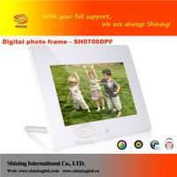 7inch mini digital photo frame