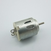 R140 Toy motor Micro motor 1.5-6V four-wheel motor  10pcs/lot free  shipping
