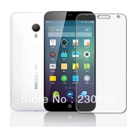 Free shipping High Clear Screen Protector For  Meizu MX3 Transparent Screen Guard Film For Meizu MX3 10pcs/lot