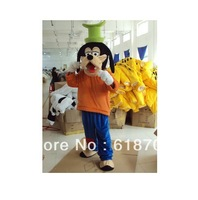 goffy Mascot Costume Adult Fancy Dress for Weddings , Commercial Activities,Christmas Party