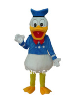 Donald Duck Mascot Costume Adult Fancy Dress for Weddings , Commercial Activities,Christmas Party