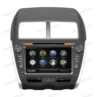 car dvd player autoradio car gps navigation for Mitsubishi ASX