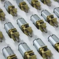 N20 MMini 12V DC 200 RPM High Torque Electric Gear Box Motor  5PCS /lot free  shipping