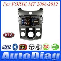 Android Car DVD For KIA FORTE (MT) GPS 2008-2012 with Digital TV/IPOD/Bluetooth Car GPS For FORTE (MT) KIA DVD Radio