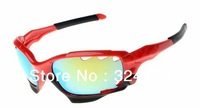 free shipping  Jawbone Racing Jacket Cycling Bicycle Bike Outdoor Sports Sun Glasses Eyewear Goggle,riding travel sunglasses