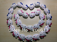 20pcs/lot!Free shipping 8000mAh Hello kitty power bank for all mobile phone