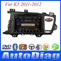 Android Car DVD For KIA K5 GPS 2011-2012 with Digital TV/IPOD/Bluetooth Car GPS For K5 KIA DVD Radio
