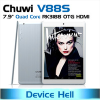 in stock original chuwi v88s tablet quad core rk3188 ips screen 5000mah battery android 4.2 wifi bluetooth OTG HDMI freeshipping