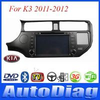 Android Car DVD For KIA K3 GPS 2011-2012 with Digital TV/IPOD/Bluetooth Car GPS For K3 KIA DVD Radio