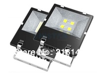 DHL free shipping bridgelux 45mil 200w 4x50w outdoor flood light led floodlight flood lighting led flood light wateproof IP65