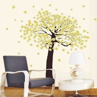 The third generation wall stickers polyantha wallpaper applique wallpaper ld643
