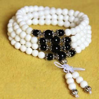 Tridacna nunatak bead bracelet 108 gem necklace vintage fashion bracelets female hot-selling llk