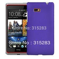 1pcs Colorful Matte Hard Plastic Case Cover for HTC Desire 600 606w 10 colors choose