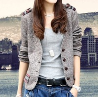 Ss c314 women's autumn   small suit jacket long-sleeve cardigan