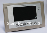Free shipping Hotsale Famous brand 7 inch High definition video door phone indoor unit