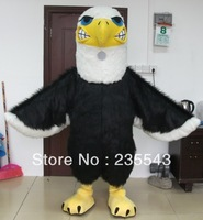 Adult On Wings hawk mascot costume for sale