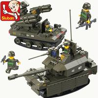 Lubanjiang small tank cannonading educational toys
