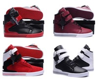 2013  Fashion High Quality Skateboarting shoes flats shoes Sneakers men Sport shoes multi colors size 40-47 Free Shipping