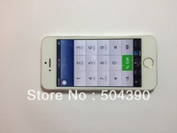 NEW ARRIVAL 5s 1:1 mobile phone mtk6572  MTK6577 Dual Core 4.0 inc Android    WIFI  3G  Mobile  Phone 5