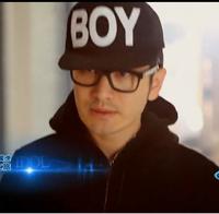Hiphop hip-hop cap boy london baseball cap flat hat
