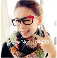 FREE SHIPPING! 2014 New fashion eyewear Woman's Sunglasses fashion Glasses Wholesale price brand hello kitty sunglasses