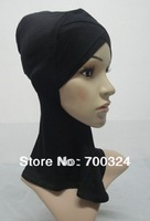 H679a double cross ninja underscarf,scarf inner hats,fast delivery,assorted colors