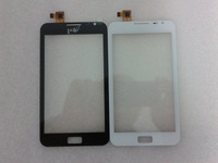 Free shipping touch digitizer glass 5 pole touch screen mobile phone hy tpc-50155 black white