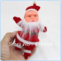 Christmas supplies decoration christmas pendant christmas tree 7-inchsanta claus doll small