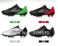 Free Shipping 2013 Newest Front Wing Series Outdoor Soccer Shoes Football Shoes Soccer Training Shoes