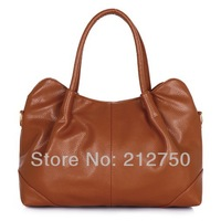 European American style fashion ruched designed women's tote bags high quality clutch bag shoulder bag
