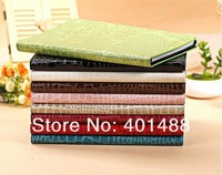 NEW arrive   crocodile skin  fashion PU  leather case COVER  stand  for Apple IPAD air  5 gen