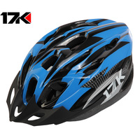 17k bicycle ride helmet mountain bike ride male Women one piece helmet molding hat