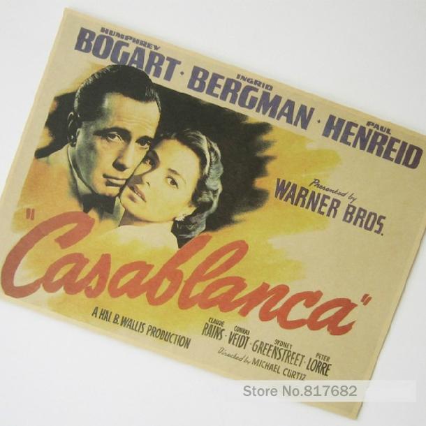 Casablanca Movie Poster images