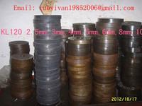 KL120B wood pellet machine 6mm die