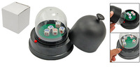 Battery Powered Automatic Dice Roller Electronic Cup Casino Product with 5 Dices